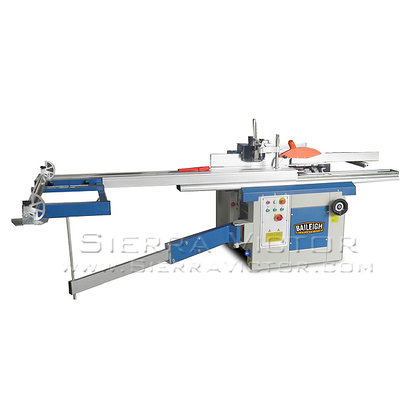 BAILEIGH MF-4005 Multi-Function Woodworking Machine