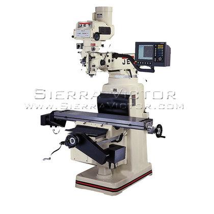 """JET JTM-1055 CNC 10"""" x"""