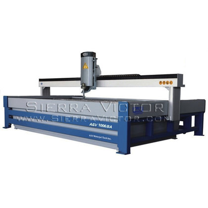 12' x 6' A&V WATERJET