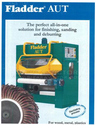 FLADDER Finishing, Sanding & Deburring