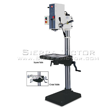 "22"" RONG FU Drilling Machine"