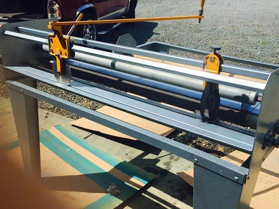 lockformer manual insulation cutter in charlotte hall md usa rh machinio com
