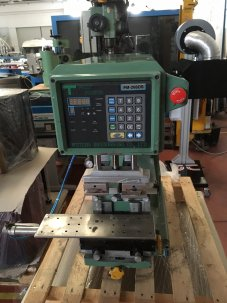 Leonex pad printing 2 colors in Roncade, Italy