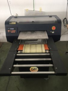 Digital printer for DTG Viper fabric in Roncade, Italy