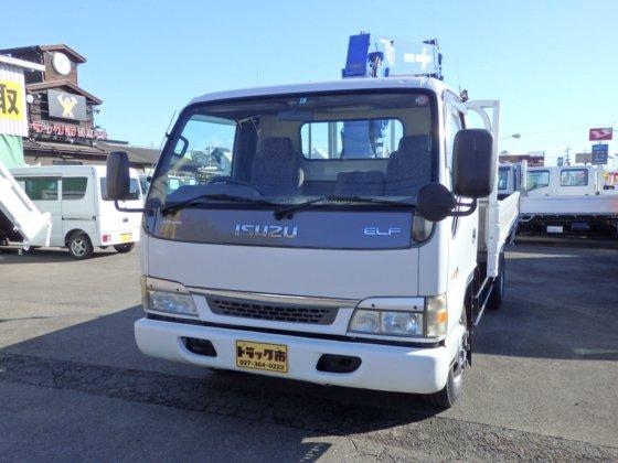 2004 Isuzu KR-NPR 81 LV in Gunma Prefecture, Japan