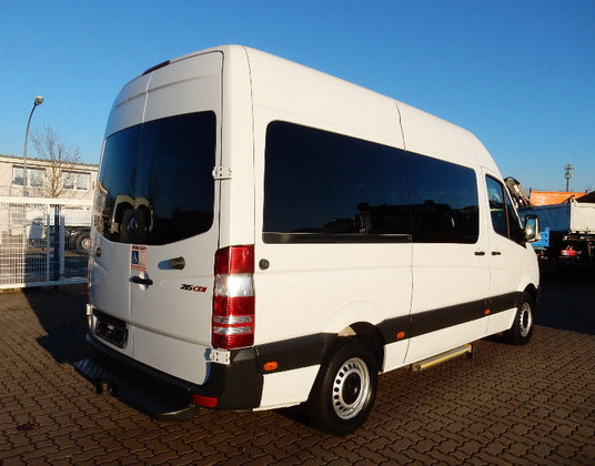 2009 Mercedes Benz Sprinter 215 Cdi