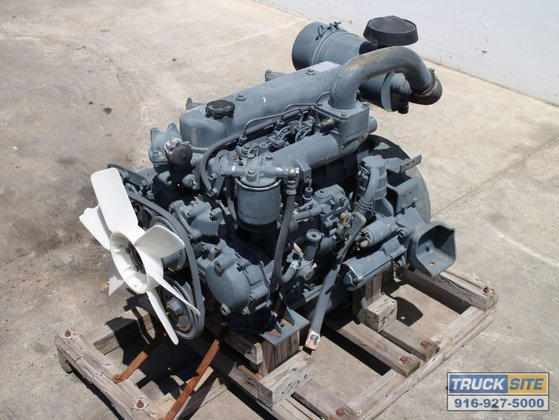Mitsubishi 4D31 50HP Complete Diesel