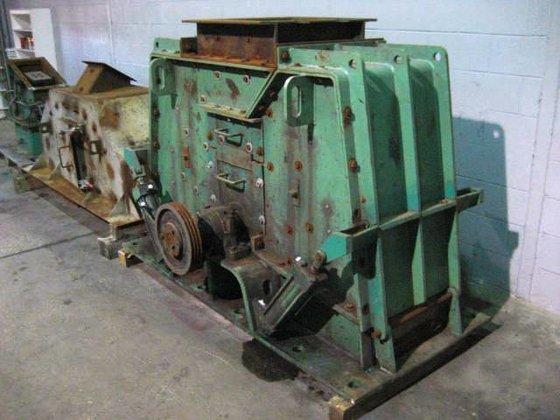 40 hp Pennsylvania Crusher Reversible