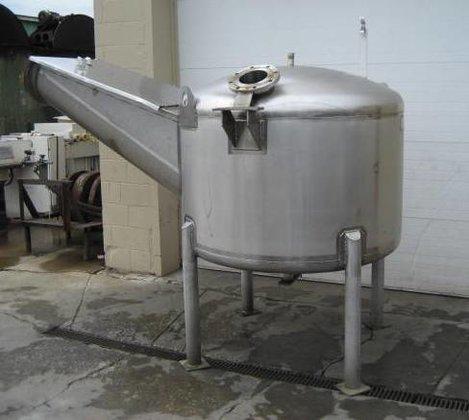 300 gallon Walker Stainless Steel