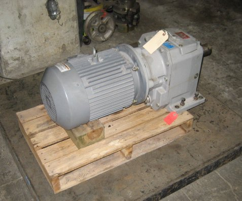 7.5 hp Gear Reduced Drive