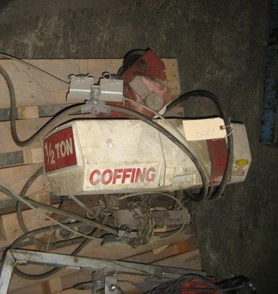 1/2 ton Coffing Hoist 1842