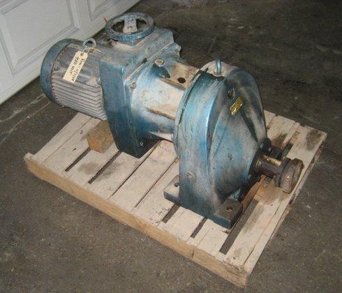 8.3 hp Eurodrive 1855 in