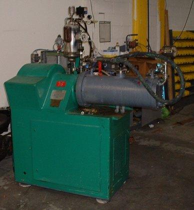 20 Liter Netzsch Media Mill,