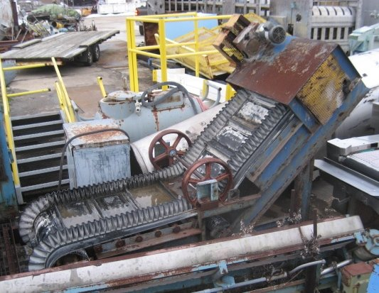 Conveyor Belt 1916 in Painesville,