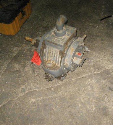 Beach Russ Rotary Vacuum Pump