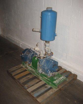 Travaini Liquid Ring Vacuum Pump