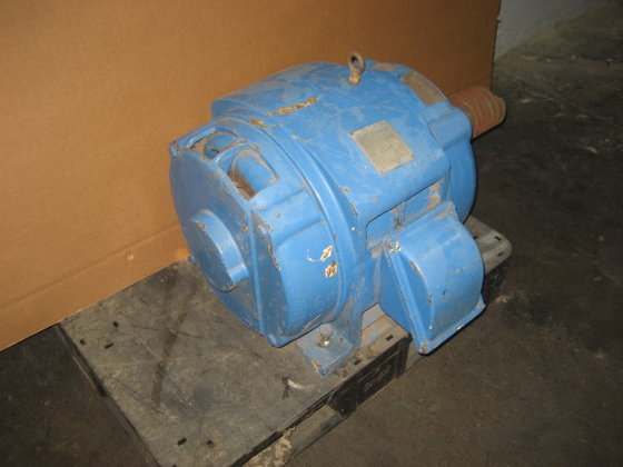 20 hp Lima Electric Motor,