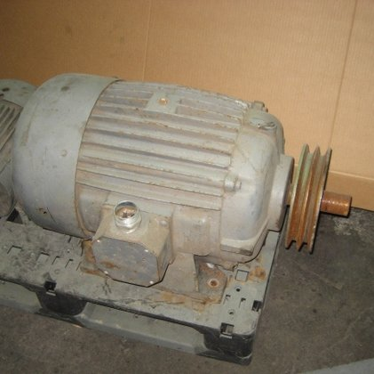 30 hp Electric Motor 2162