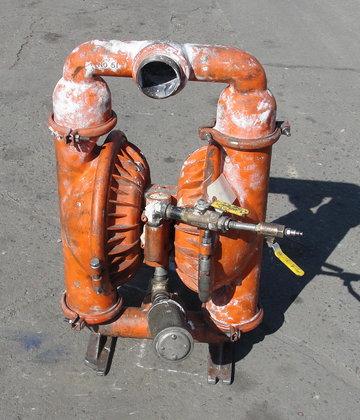 """3"""" aluminum Wilden diaphram Pump"""