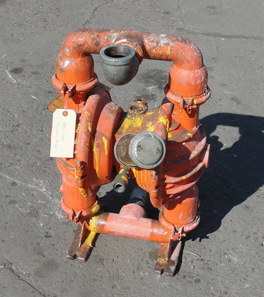 "2"" Wilden Diaphragm Pump 2186"