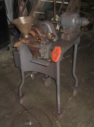 used Mikropul Pulverizer 2228 in