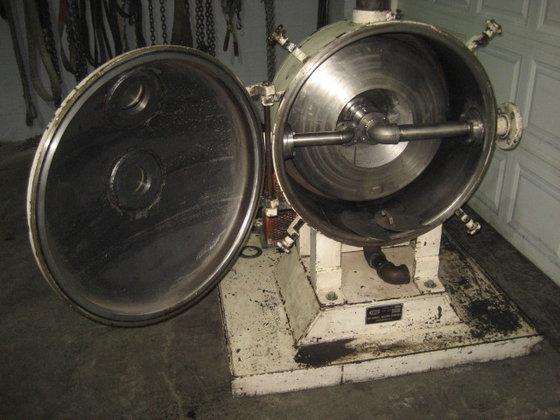 D26 Cornell Versator, stainless steel,