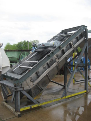 "Derrick Screener Sifter, 36"" x"