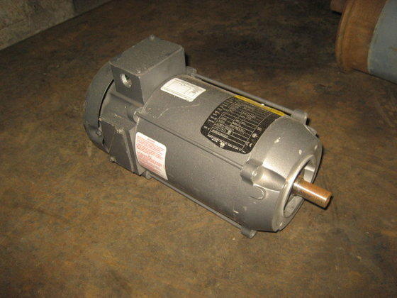 1/2 hp Baldor Reliance Industrial