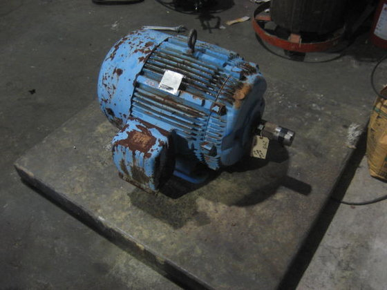 40 hp Westinghouse Life-line T