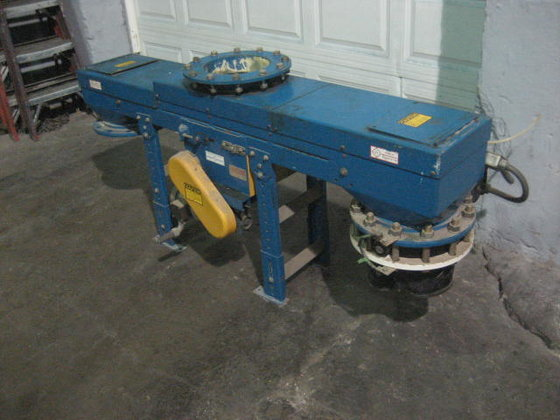 "12"" Belt Conveyor 2423 in"