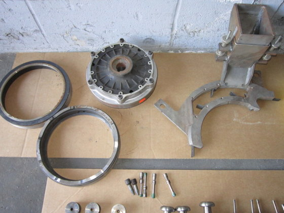 Killion Rotary Press Parts/Tooling in