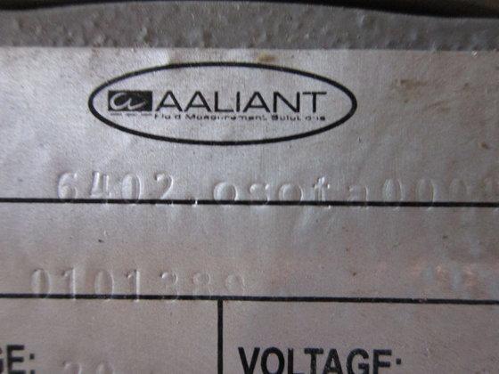 AAliant FLowmeter 2489 in Painesville,