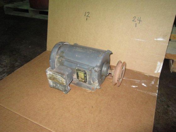 1 hp Baldor Motor- UL
