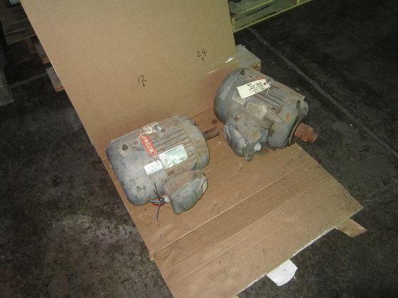 7.5 hp Siemens - Allis