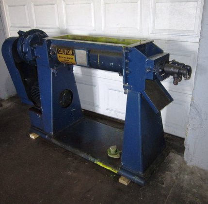 Patterson Kneader Mixer. Continuous, 10