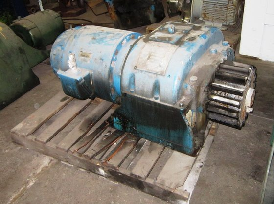 30hp, Westinghouse, Ball Mill Drive