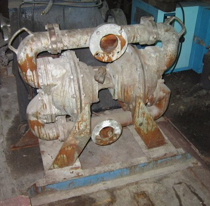 "3"" Sandpiper Double diaphragm Pump"