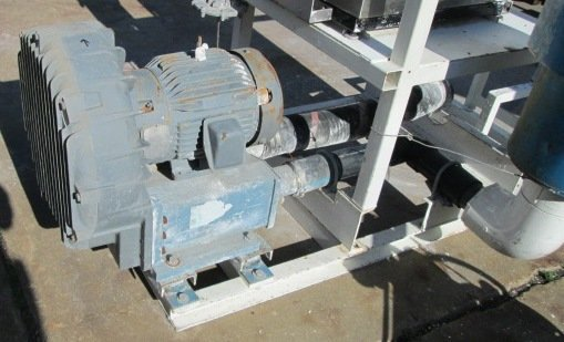 15 hp Regenerative Blower. estimating