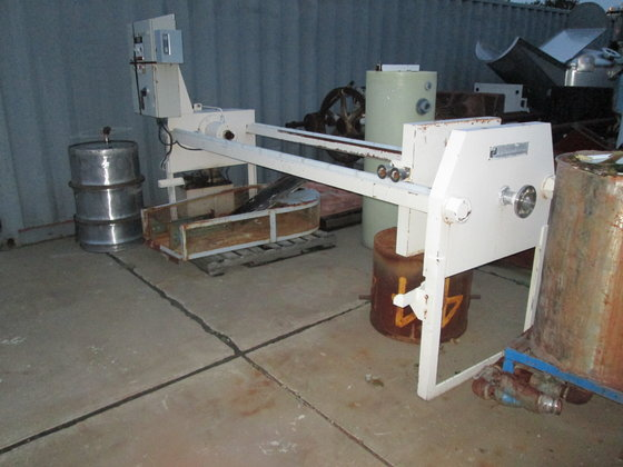 Edwards Jones Filter Press Skeleton