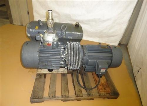 15 hp Busch Vacuum pump.