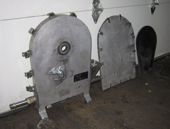 Trost Jet Mill 2862 in