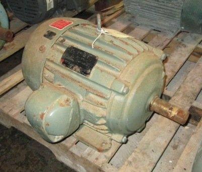 5 HP U.S. Electric Motor,