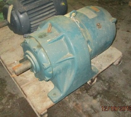 5 hp, Gear Reduced Drive