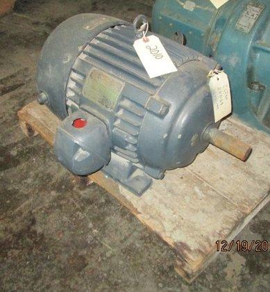 7.5 HP U.S. Electric motor