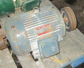 7.5 HP TECO American Electric