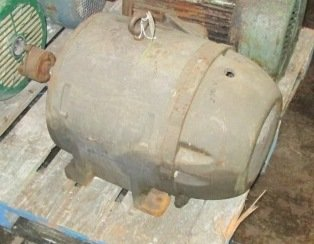 7.5 HP Westinghouse Electric Motor