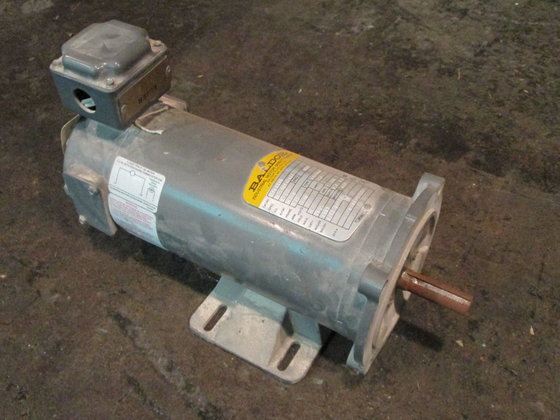 1/2 HP Baldor Electric Motor