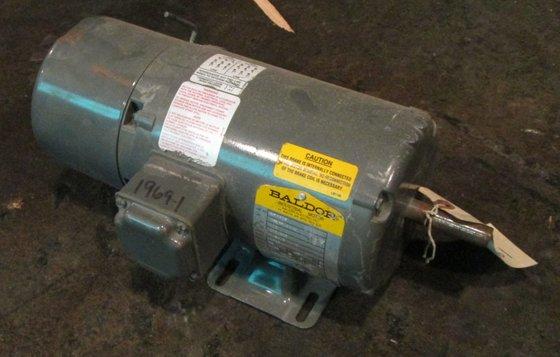 1/2 HP Baldor Electric Motor