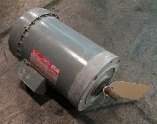 2 HP Dayton Electric Motor,