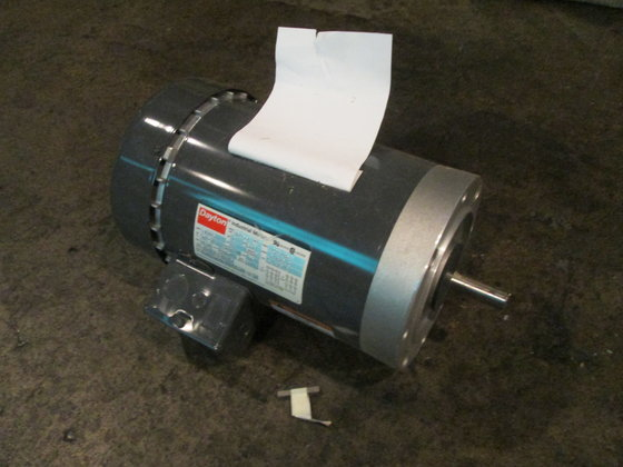 2 HP Dayton Electric Motor